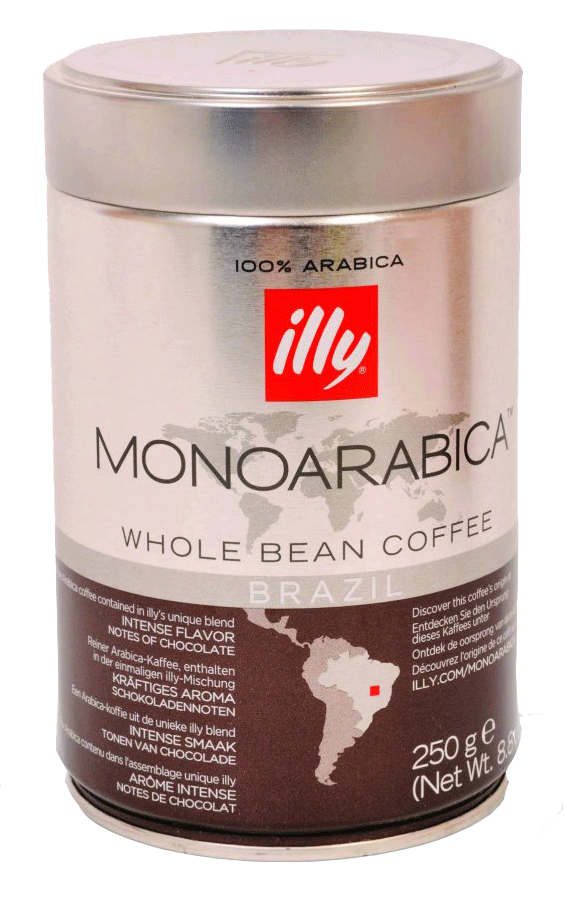 ILLY MONO ARABICA SELECTION BRESIL