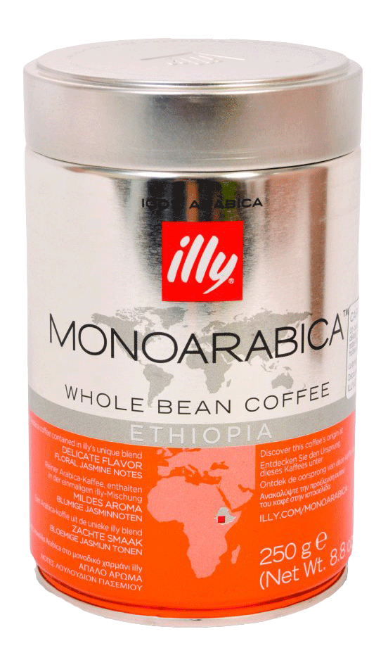 ILLY MONO ARABICA SELECTION ETHIOPIE
