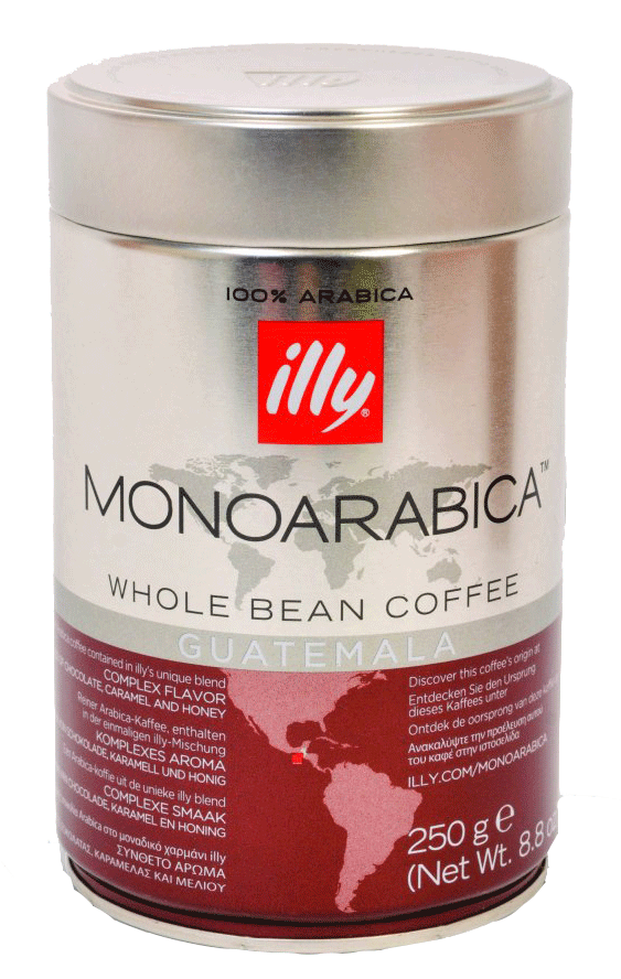 ILLY MONO ARABICA SELECTION GUATEMALA